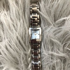 Kenneth Cole Reaction Silver Watch